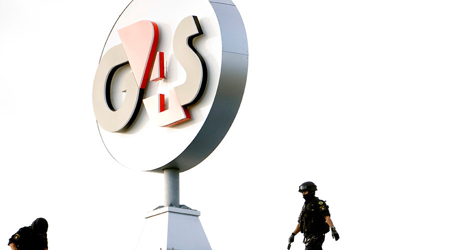 Scandal-ridden security giant G4S charged with guarding nation's cash at Royal Mint