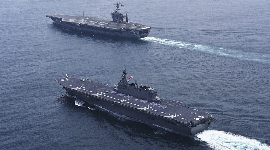 US deploying Truman aircraft carrier strike group to Middle East, Europe - Navy
