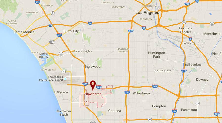 Cessna plane crashes into apartments in Hawthorne, California; 2 dead