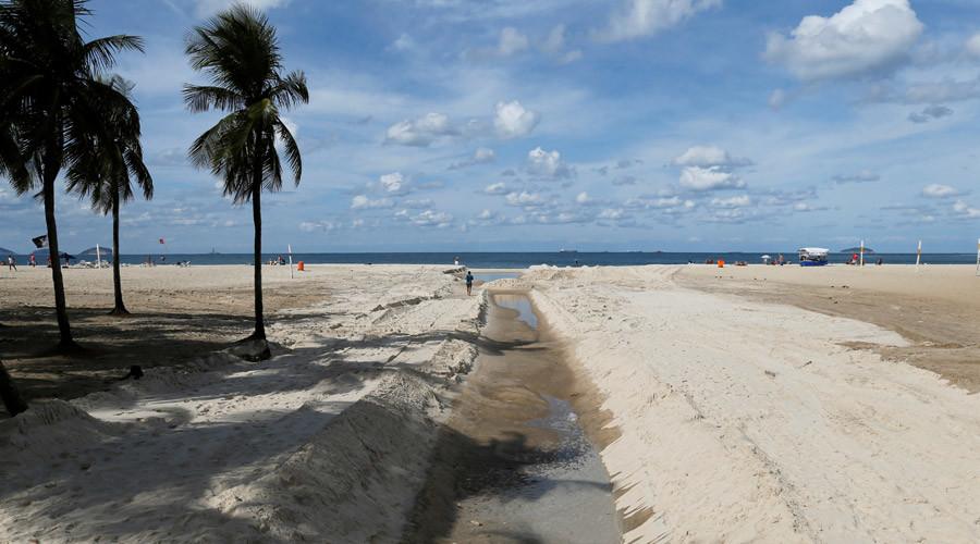 Antibiotic-resistant 'super bacteria' found in Rio Olympic venues, main beaches – report