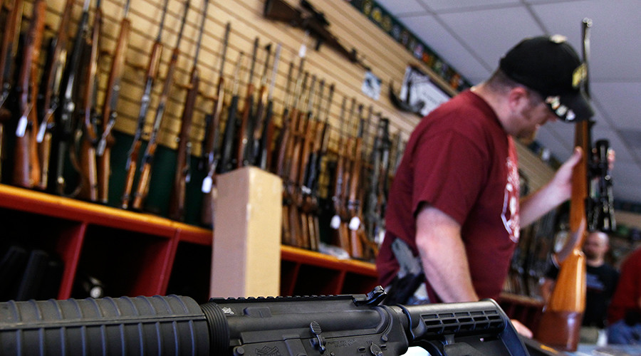 Ban hate-crime convicts from buying guns, senator says in wake of Orlando