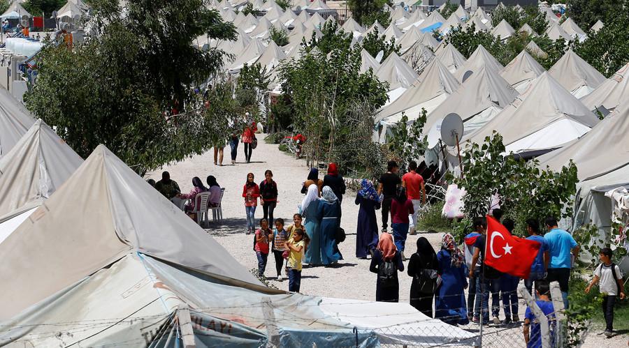EU-Turkey refugee deal illegal, court challenge claims