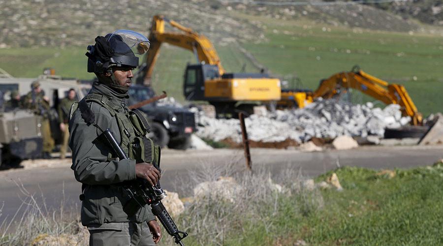 Israel to build underground wall beneath Gaza border to thwart Hamas tunnels – report
