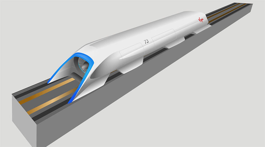 Russia wants Hyperloop for super-fast transport in Far East, seeks Chinese funds