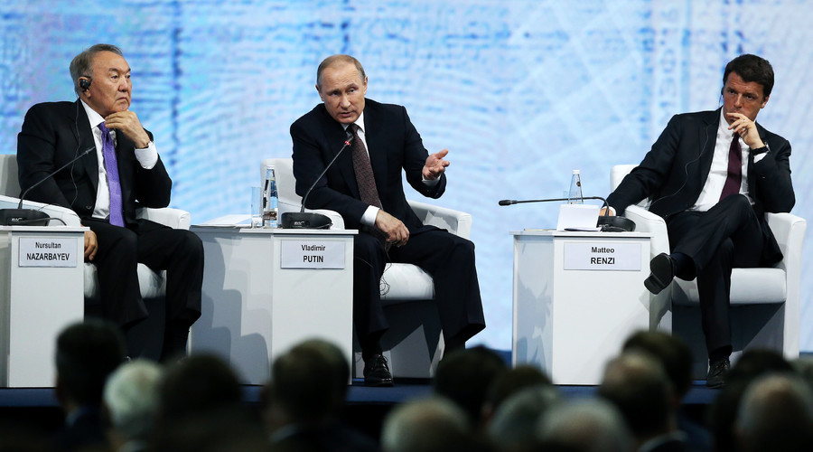 Putin calls for development of digital economy within Eurasian Economic Union