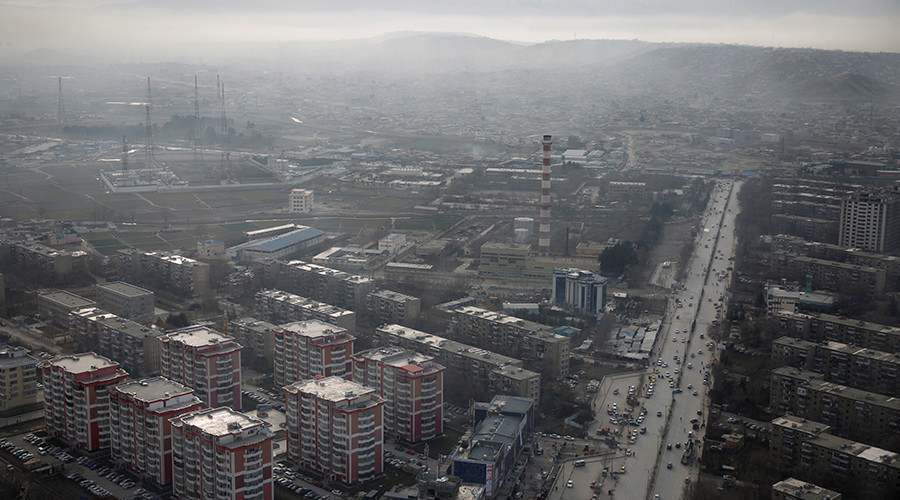 14 foreign security guards killed, 8 wounded in Kabul suicide bomb attack