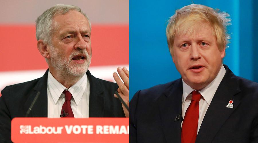 Boris & Jeremy abandon principles. How will history judge them?