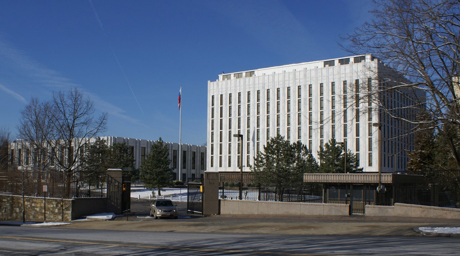 Reviving the Cold War? Senate intelligence bill 'targets Russian spies, diplomats'