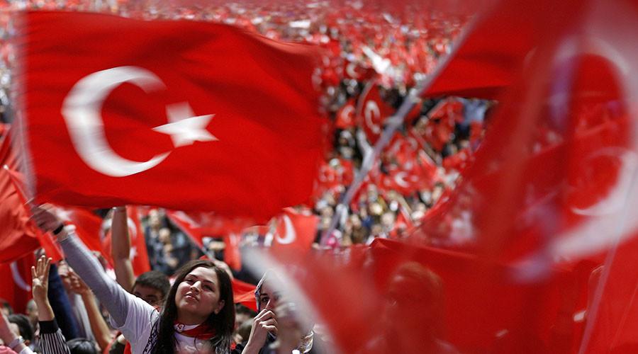 State of democracy 'under threat' in Turkey – PACE