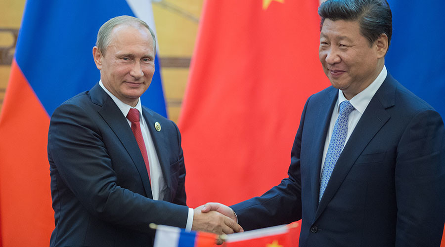 'Our views are either similar or coincide': Putin on comprehensive strategic China-Russia alliance