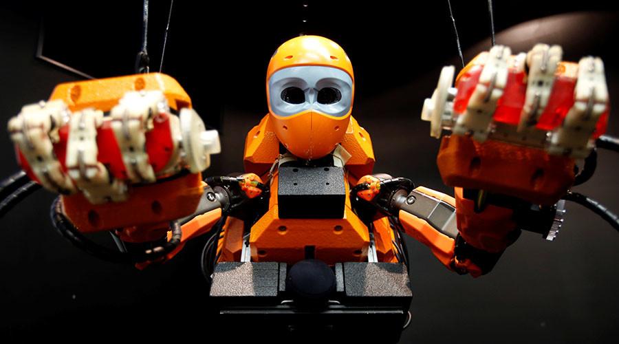 US Navy employs video games to prevent a robot apocalypse