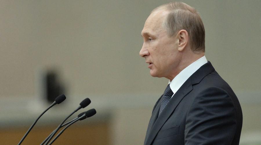 Putin calls out NATO's 'insecurity agenda'