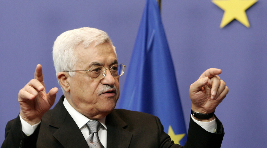 'Once occupation ends, terrorism will disappear': Abbas speech in EU parliament enrages Israel
