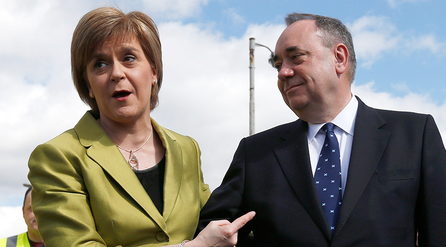 Scotland should 'never leave EU' - new independence referendum 'highly likely'