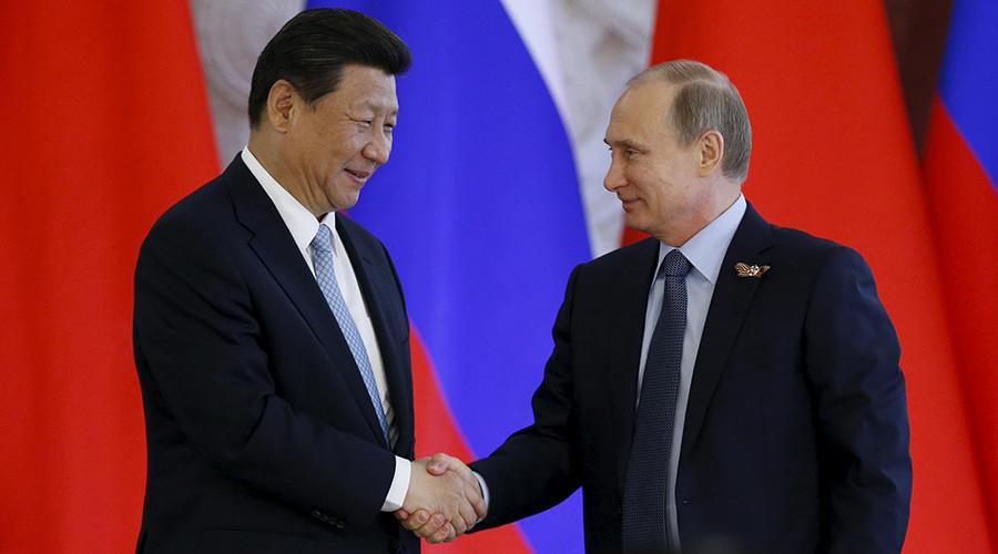 Hot off Brexit, Vladimir Putin goes to China