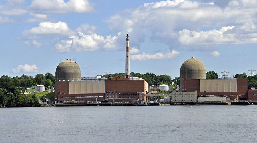 Indian Point nuclear reactor shut down over water leak