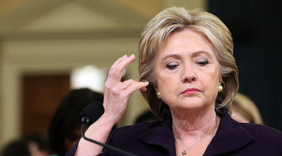 Hillary Clinton escapes censure from House Democrats over Benghazi scandal