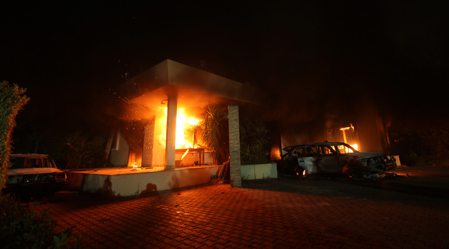 'Tragic failure of leadership': House committee blasts Obama admin and Clinton in Benghazi report