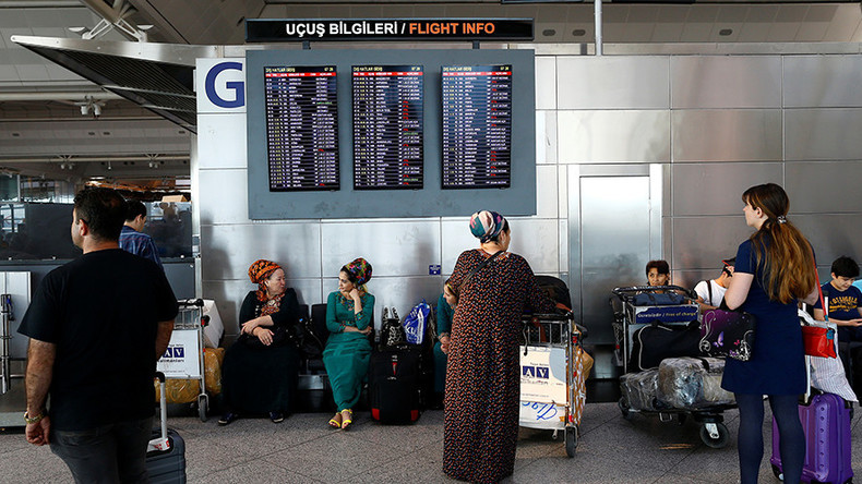 'Global terrorism requires global response'