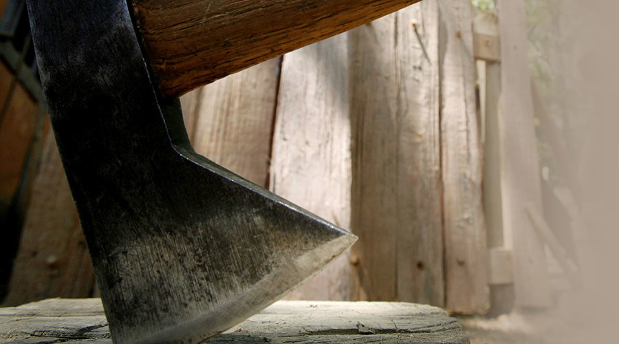 Sex or death? Florida woman threatens man with hatchet for refusing nookie