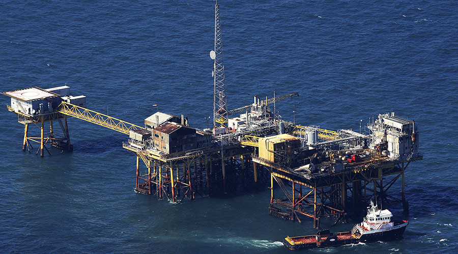 Obama quietly approves hundreds of offshore fracking drills in Gulf of Mexico