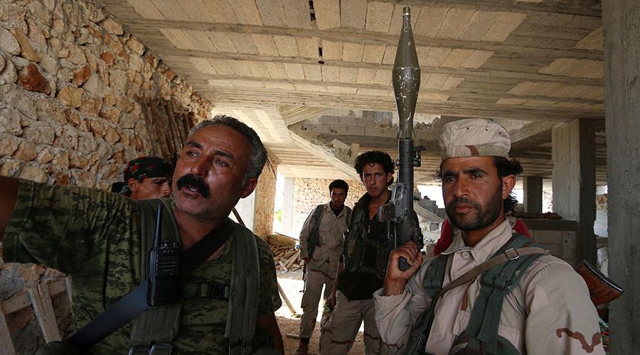 US-backed rebels seize 10k+ troves of ISIS documents on doorstep of Syrian Manbij