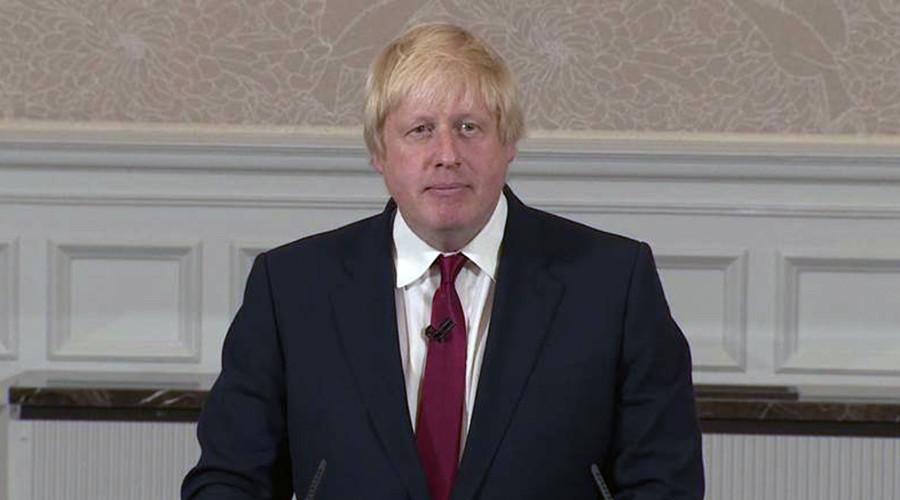 Boris on his bike: Johnson deserts cause, pulls out of Tory leadership race