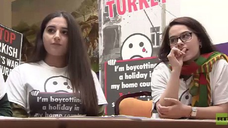 #DontGoTurkey‬:  Young Kurds and Turks urge Europeans to stop funding Ankara