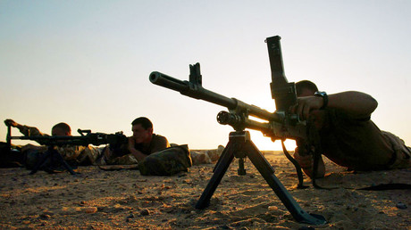 British Army training of Turkish & Saudi troops condemned by human rights groups