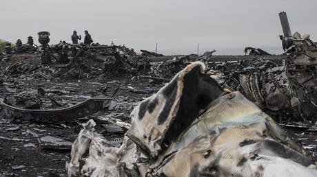 MH17 criminal probe at 'advanced stage' as relatives press Malaysia Airlines with lawsuit