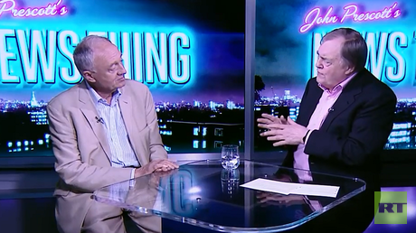 Livingstone to Prescott: 'Ghastly' ex-Blairites to blame for Labour party suspension (RT SHOW)