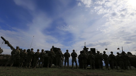 Moscow calls NATO buildup in E. Europe 'unjustified' as largest drills since Cold War kick off