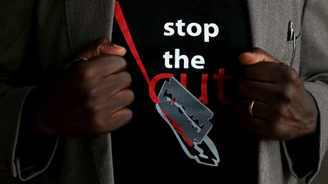 400 cases of female genital mutilation recorded in the UK every month
