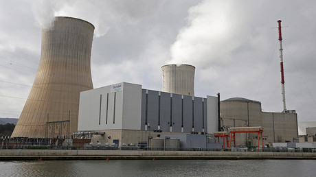 Reactor at Belgian nuclear power plant shuts down after incident