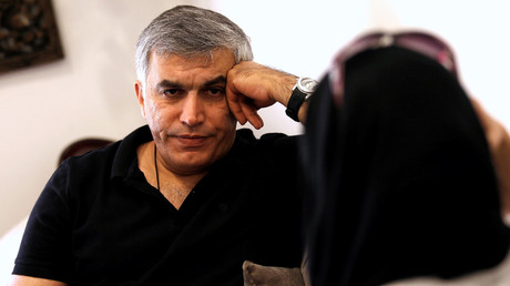 Bahrain re-arrests top human rights activist Nabeel Rajab - family
