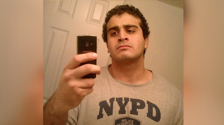 An undated photo from a social media account of Omar Mateen, who Orlando Police have identified as the suspect in the mass shooting at a gay nighclub in Orlando, Florida, U.S., June 12, 2016. © Reuters