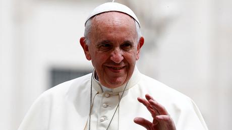 Pope Francis © Stefano Rellandini
