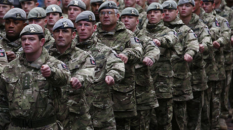 British Army pledges to fix 'overly-sexualized' drinking culture