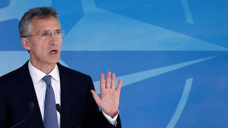 NATO Secretary-General Jens Stoltenberg. ©Francois Lenoir