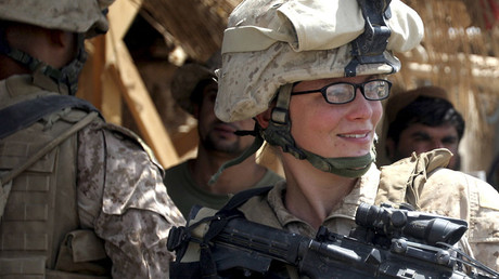 Oorah-la-la: Female Marines to share field tents with men