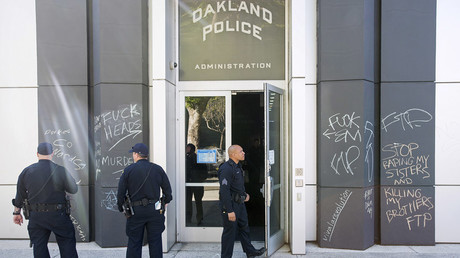 High turnover: Oakland interim police chief replaced after one week