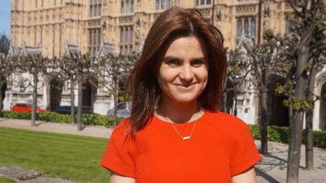 Labour MP Jo Cox. © jocox.org.uk