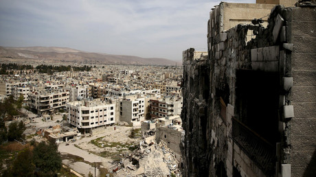 'Despite 400,000 civilians killed in Syria, US State Dept wants military action against Assad'