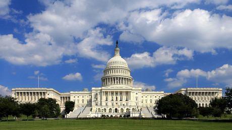 The United States Capitol. © Wikipedia