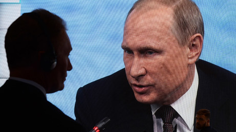 'We hold no grudge' & Putin's other Friday SPIEF highlights on key intl issues
