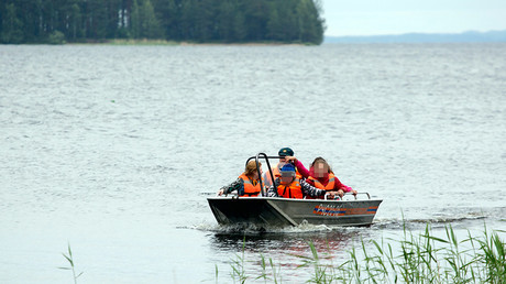 14 сhildren dead in summer camp boat disaster in NW Russia