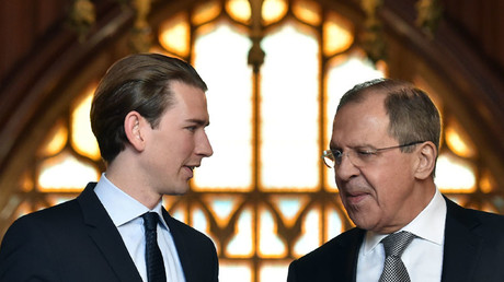 Time to send 'strong signal' to Russia and gradually lift sanctions – Austrian FM