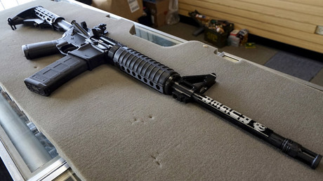 Florida massacre sparks brief rally in gun stocks amid downward trend