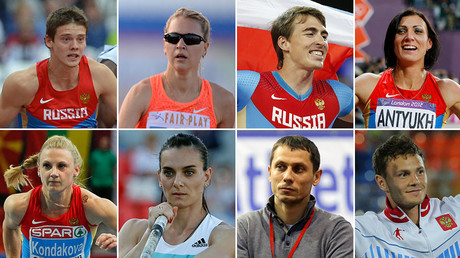 Up to 67 Russian track athletes to apply for Rio Olympics as 'independents' after IAAF ban