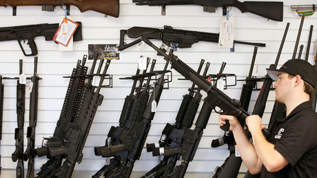 Background check data confirms typical US response to mass shooting: Buy more guns
